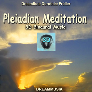 3D Binaural Relaxing Meditation Music